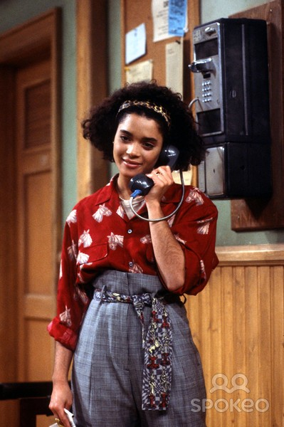 lisa bonet different world